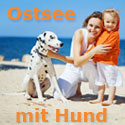 Urlaub mit Hund Ostsee
